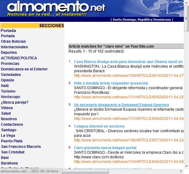ClaroGate-AlMomento