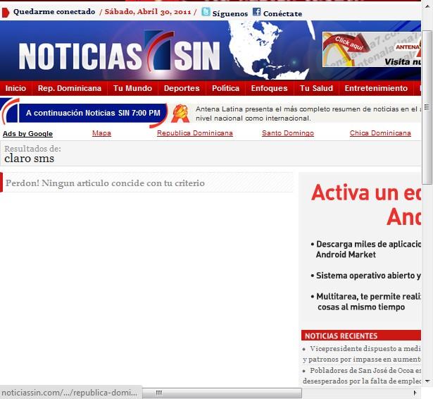 ClaroGate-NoticiasSIN