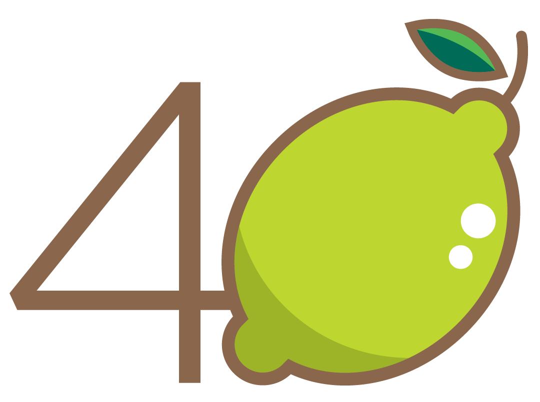 40 Limones